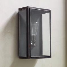 tekna.be - 800.45.119 - Essex brons antiek helder glas
