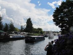 part of the Flotilla on the riverside Ely, Bike, Places, Bicycle, Bicycles, Lugares