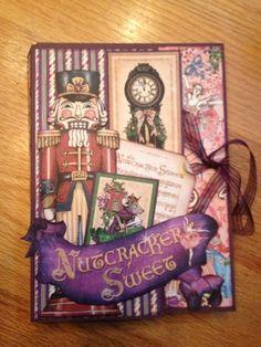 Nutcracker Sweet Mini Album