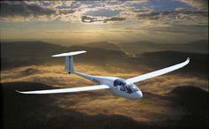 Glider Plane Ride - August 2012 - Michigan