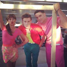 glee-602-bts-4. Glee Season 6 ...