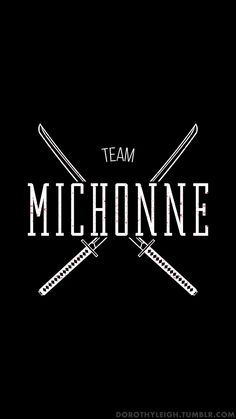 Team Michonne, Wallpaper Blog | Prints available below ^.^TeePublic | Society6 | Redbubble
