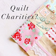I have a couple of boxes of modern quilting fabric in assorted pieces and remnant sizes from my personal collection that I won't find the time to use. I would love to donate them to charity quilters or ladies who make things for charity/fundraising purposes. I don't know of any groups in my local area (Cairns Qld) so if you are located in Australia are part of or know a group please send me a DM. As fabric can be very heavy I would need payment to cover the postage but the fabric is 100%…