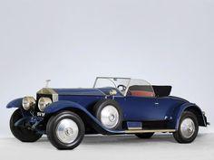 1926 Rolls-Royce Silver Ghost 45-50 Playboy Roadster