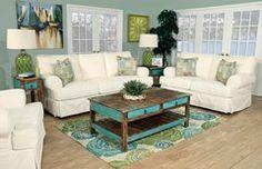 Southampton 5 Piece Living Room