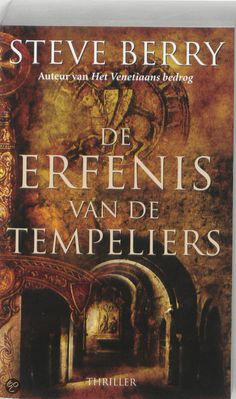 (B) 1ste vd serie - bol.com | De erfenis van de Tempeliers, Steve Berry | 9789026126765 | Boeken