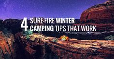 4 Sure-Fire Winter Camping Tips That Work - http://vitchelo.com/camping/4-sure-fire-winter-camping-tips-that-work/