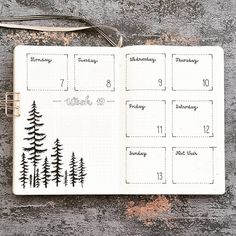 "journal sanctuary: ""Doodle ideas 2 - floral Ich habe diese einfachen B . - - journal sanctuary: ""Doodle ideas 2 – floral Ich habe diese einfachen B … – - Bullet Journal September, Bullet Journal 2020, Bullet Journal Aesthetic, Bullet Journal Notebook, Bullet Journal Inspo, Bullet Journal Layout, My Journal, Bullet Journal Travel, Bullet Journal Doodles"