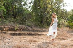 Verkoop AGAVE kleding Boheemse Hippie Maxi door TimjanDesign