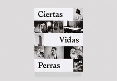 "womenofgraphicdesign: "" Ana Domínguez (Barcelona) Ciertas Vidas Perras by Adrià Cañameras, 2015 Afficher davantage "" Art+Design+Fashion+Interiors @ inzpired.tumblr.com"