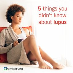 Confused about lupus? 5 things you didn't know. #lupus #autoimmune