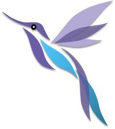 Humming Birds – Illustration – Art & Islamic Graphics Kolibris – Illustration – Kunst & Islamische Grafik This image has. Art And Illustration, Vogel Illustration, Vogel Silhouette, Bird Silhouette Art, Bird Stencil, Stencil Art, Stencils, Stencil Patterns, Stencil Designs