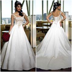 unique wedding dresses | Exotic Beautiful Unique Design Wedding ...