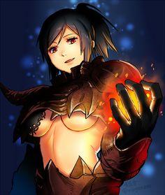Dark Souls 2,Dark Souls,фэндомы,DS art,Anime Art,Аниме арт, Аниме-арт,Anime,Аниме,r63,smelter demon