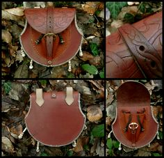 Pagan belt bag