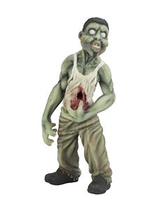 3D Printed Chango Character from Homie Zombies - 3 Great Size Options - Full Color Sandstone Zombie  @ niftywarehouse.com #NiftyWarehouse #Zombie #Horror #Zombies #Halloween