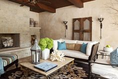 Tuscan Interior Design Ideas, Pictures, Remodel, and Decor