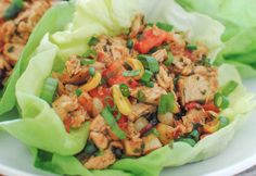 25 Paleo Lunches to Brown Bag to WorkChipotle Chicken Lettuce Wraps