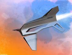 concept ships: Concept ship renders by Evgeny Buryat Onutchin