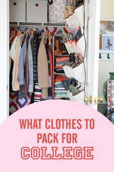 What clothes to pack, outfit ideas, and an app called Stylebook to keep track of everything
