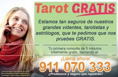 Los Mejores Videntes De EspañA. Consulta TAROT GRATIS
