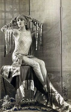 1920's... the most decadent era. Inspiration for much of our marcasite…