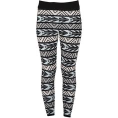 Subtitled Swedish Knit Legging (15.325 CLP) ❤ liked on Polyvore featuring pants, leggings, bottoms, jeans, knit pants and knit leggings
