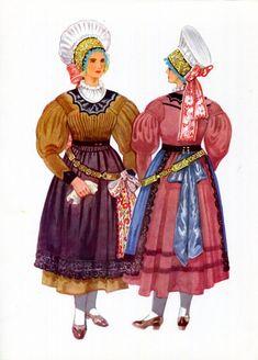 Slovenia Ethnic Dress