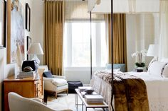 chic interior ~ Jim Howard design