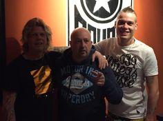 Met Toni & Tony Peroni in het mooie Utreg