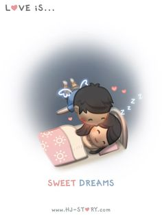 HJ-Story :: Sweet Dreams Love is... pinning this, http://www.shivohamyoga.nl/ #loveis #love #hj-story