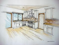 Suzy Kloner Design: Kitchen Before and After