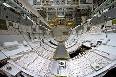 Component Space Shuttle Payload Bay - Pics about space