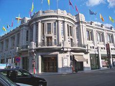 Palais des Beaux-Arts Brussels