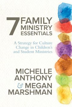 7 Family Ministry Essentials {Litfuse Review}  Let this book help you find the best way to lead your family as Christ would have you.  Filled with knowledge and gentle wisdom it's a great read.  #litfusereads