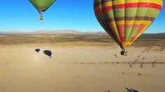 Hot Air Balloon Rope Swing