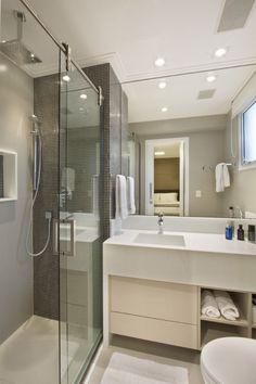 Banheiros [2] - Ana Lúcia Salama   Arquitetura e Interiores