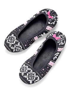 Ballerina slippers Slippers For Girls 52640674e