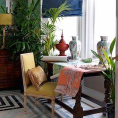 """gigithings: """" Na escolha de papel de parede, como Decoradora de Interiores indico as lojas: Tec&Paper, Bucalo e Celina Dias. SP. www.decorecomgigi.com (em Decore com Gigi) """""""
