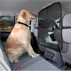 Front Seat Net Pet Barrier Use Discount Code PIN for 10% Off on Entire Order.