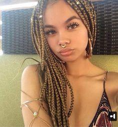 #braids #hair #beauty