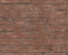 RW251 Brick Wallpaper, Wallpaper Paste, Hardwood Floors, Stil Industrial, Damasks, Design Interior, Vintage, Material, Products