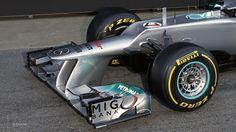 Mercedes AMG Petronas F1  F1 W03
