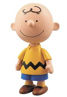 "Medicom x Peanuts - UDF Charlie Brown  3 1/2"" Vinyl"