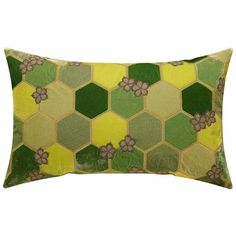 adam & viktoria japatch pillow
