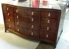Thomasville 9 drawer Dresser $279.00. From Harrah's Suites