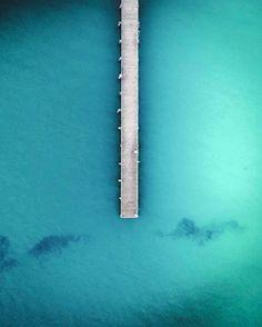 Une sélection des photographies aériennes réalisées avec un drone par le photographe Mr BO, akaSA from Above. Une série fascinante et un joli travail sur