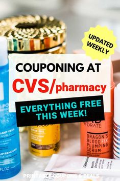 8 Best CVS coupons images | Couponing 101, Cvs coupons, Extreme