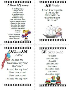 FREE Posters to go with Heidi's Songs Phonics CD - Last week I purchased an amazing phonics CD called Sounds Fun Phonics available at http://www.heidisongs.com/Sounds_Fun_Phonics/SoundsFunPhonics.html. I can't wait to introduce my students to these catchy songs that are certain to help them with decoding and spelling. If you don't already own this music CD, I encourage you to check it out. I created these cute song sheets to go with all the songs on the disc.  Click HERE to download the…