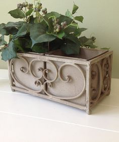 Another great find on #zulily! Dover Duo Planter #zulilyfinds